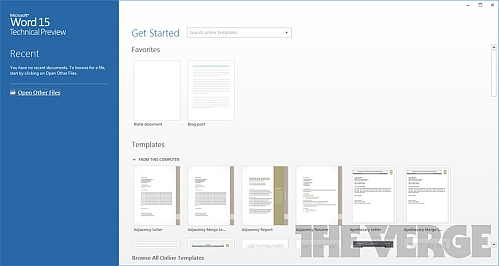 microsoft office 15 word preview2