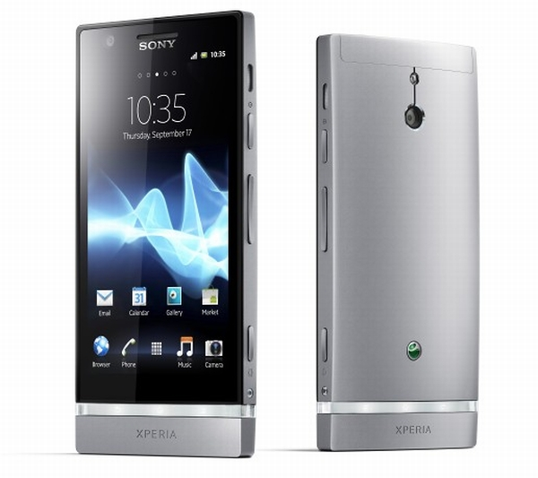 sony xperiaP 1
