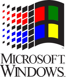 windows 3.0 logo