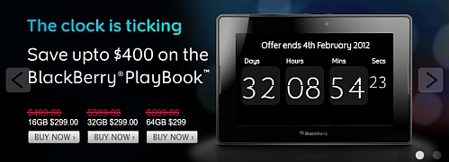blackberry playbook_sale
