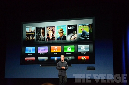apple tv new interface