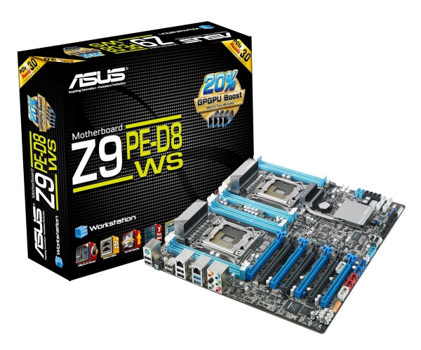asus z9PED8WS 1