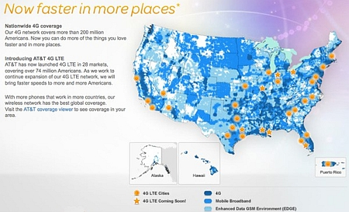 att lte expansion april 2012