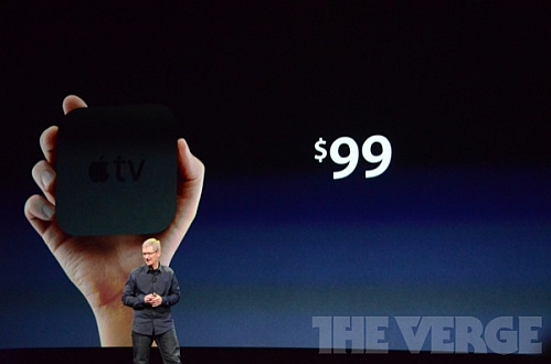 new apple tv