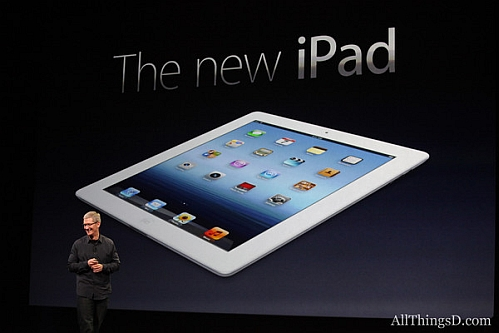 third-gen ipad