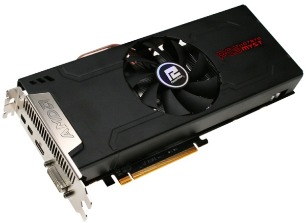 powercolor HD7870Myst 2