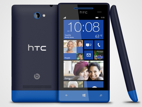 HTC windowsphone8S 1