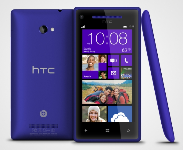 HTC windowsphone8x 1