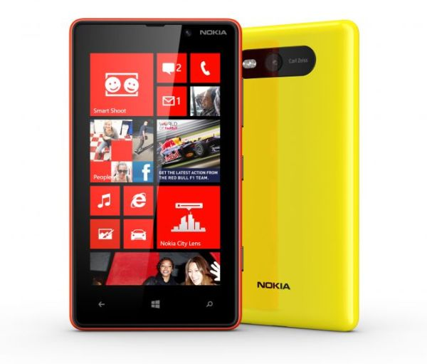 nokia lumia820of 1