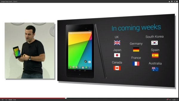 google nexus7new 6