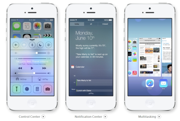 apple ios7 1