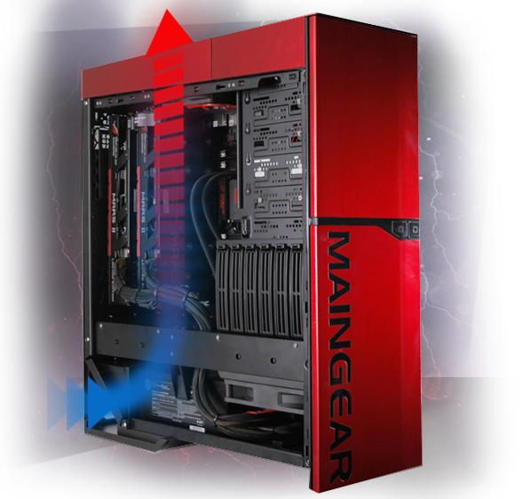 maingear shift
