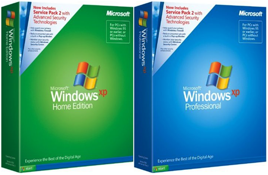 Win XP Home Pro SP2 NewUpdate coverbox