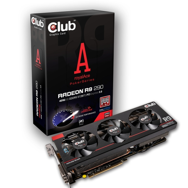 club3d R9290royalAce-2