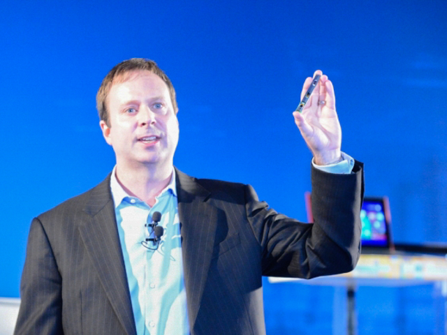 Intel's top PC, IoT executives leave in management shakeup
