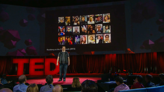 ted talk r luke dubois