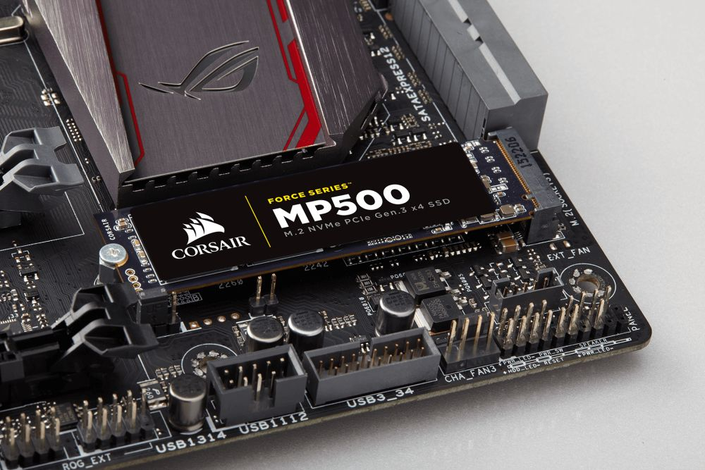 corsair MP500SSD 3