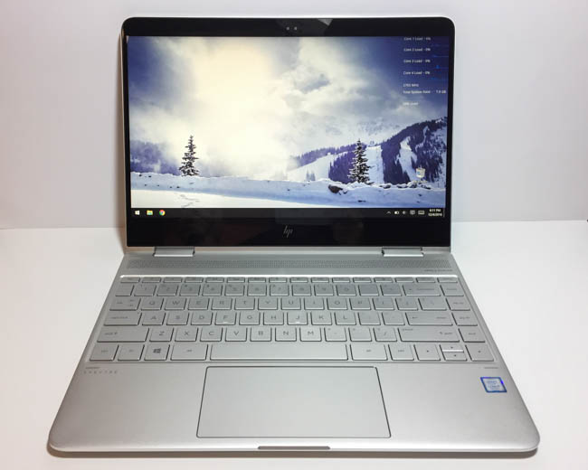 hp spectre x360 kaby lake front