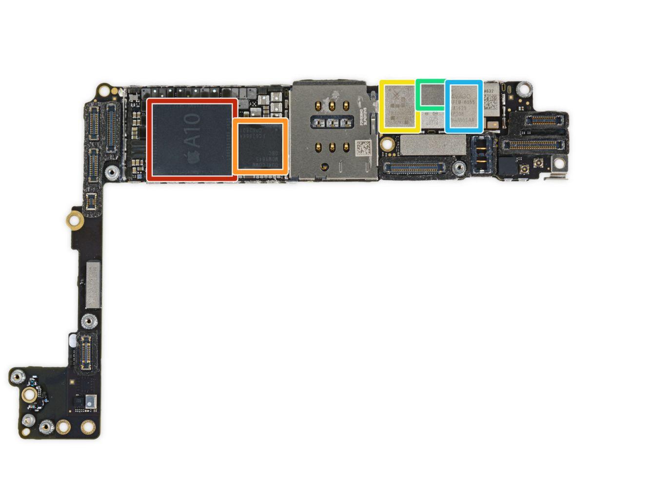 IPhone 7 teardown confirms Apple put Intel inside