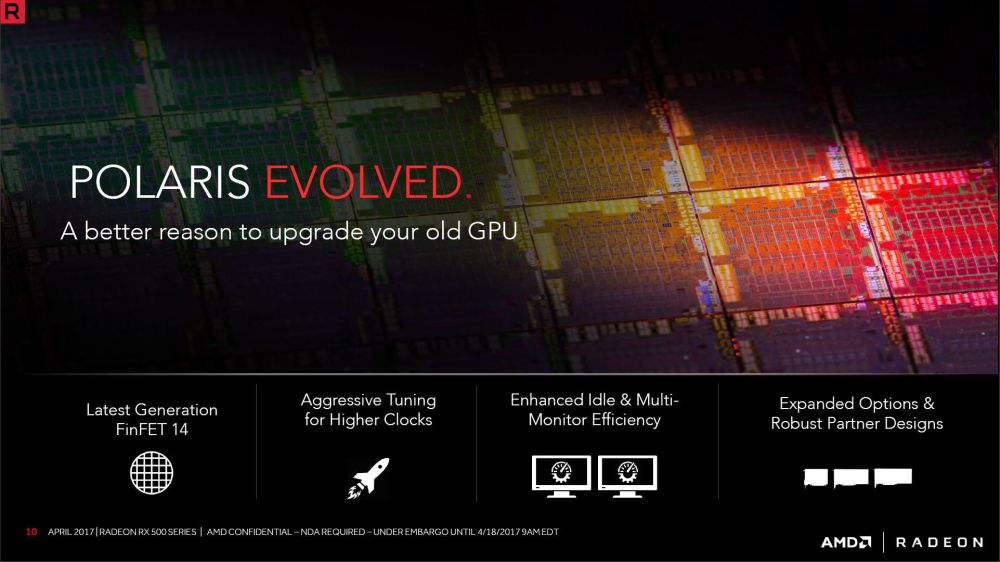 amd polarisevolved 1
