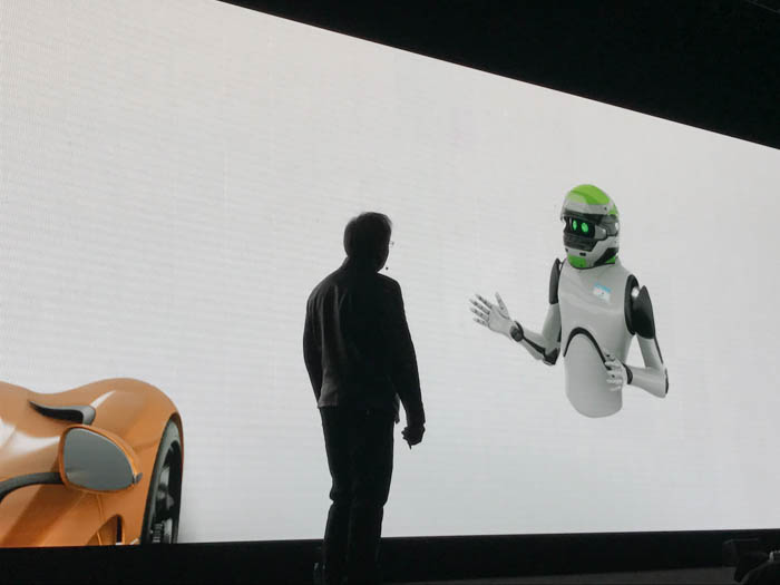 Nvidia rides AI and deep learning to strong first-quarter financials