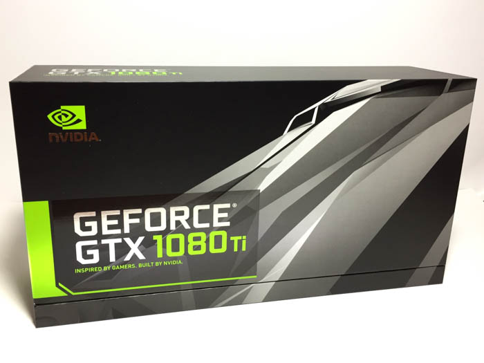 gtx 1080 ti founders edition box front