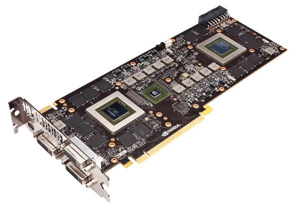 GeForce GTX 690 pcb2