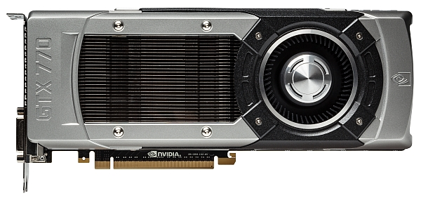 NVIDIA GeForce GTX 770-front