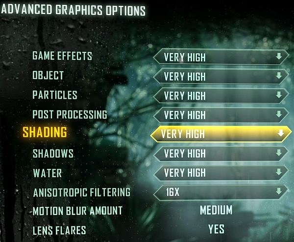 crysis3 settings 2