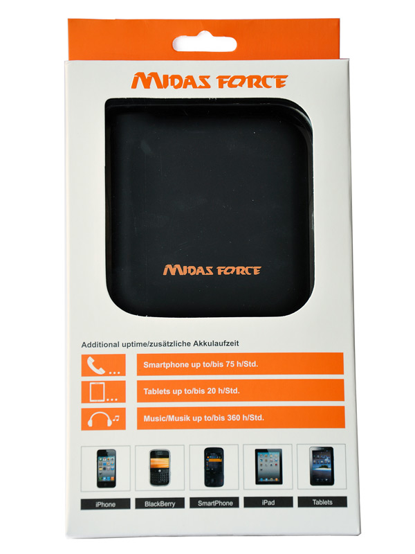 tgt midas force 1