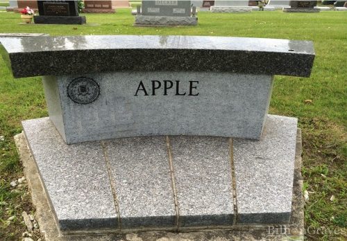 Apple protects the dead