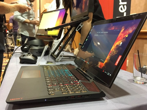 Lenovo unveils Legion Y520 and Y720 notebooks