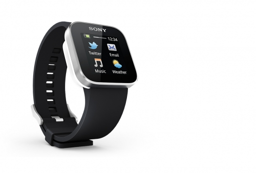 Sony works on epaper smart watch