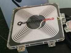 Qualcomm has a wireless charger for cars