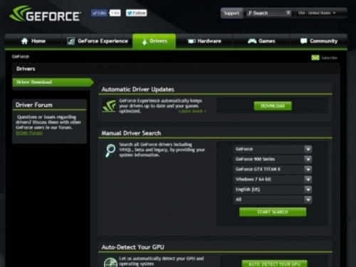 Nvidia rolls out new Geforce 361.82 Hotfix