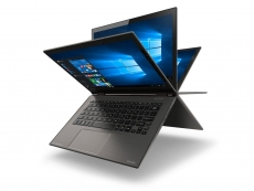 Toshiba unveils new Satellite Radius convertible