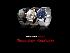 Huawei Watch available for pre-order in Europe