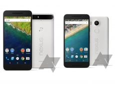 Both upcoming Nexus smartphones leaked online