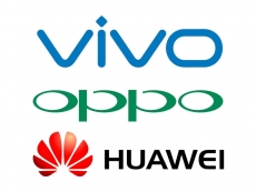 Huawei, Oppo, Vivo to sell 500 million smartphones in 2017