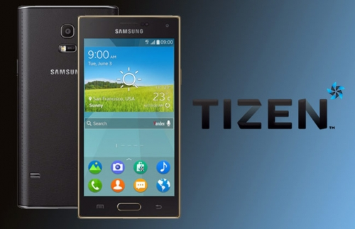 Samsung flogs a million Tizen phones