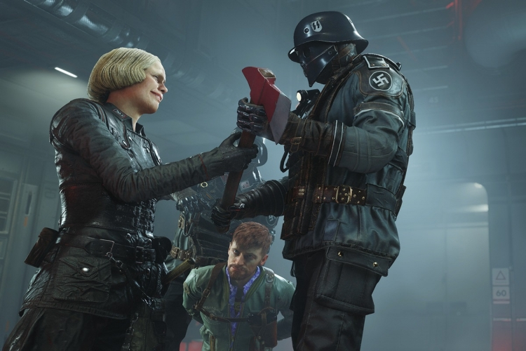 New Wolfenstein trailer encourages you to keep it silent but deadly