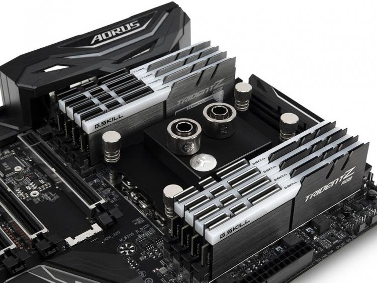 AMD Ryzen Threadripper Gets EKWB EVO Series, Costs $100