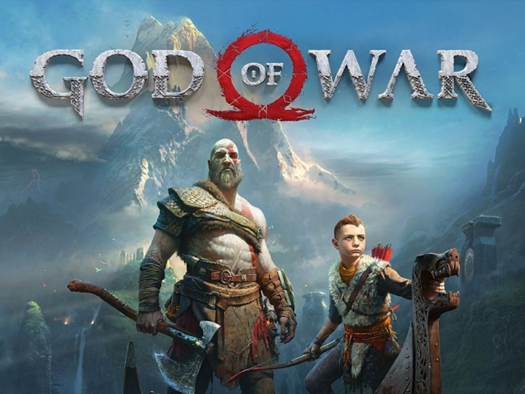 God of War's Photo Mode lets you make Kratos smile