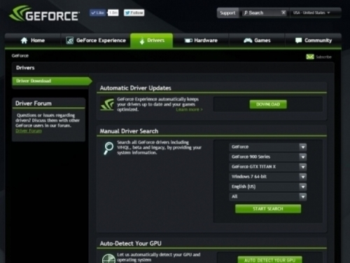 Nvidia Geforce 364.72 drivers come with plenty of issues