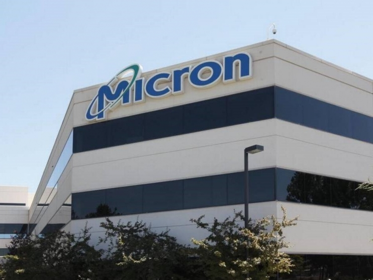 Micron sees just 1 percent hit on revenue from China ban