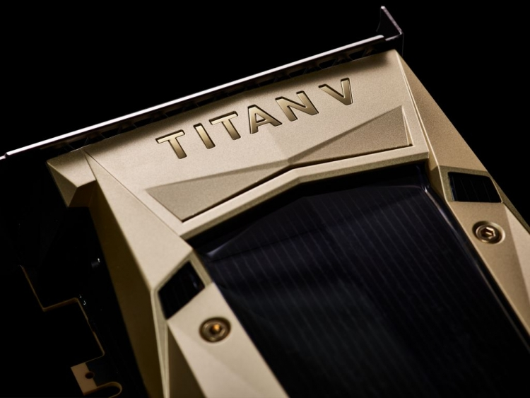 Nvidia Corporation Launches Titan V, World's Most Powerful PC GPU