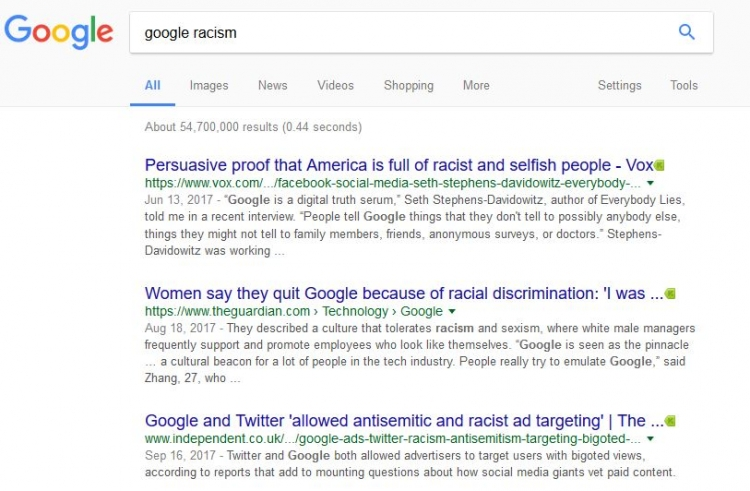 Former Google engineer suing company for discriminating against conservative, white males
