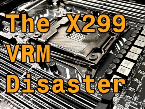 Intel X299 platform is an overclockers' nightmare