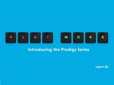 Logitech G announces new Prodigy gaming series