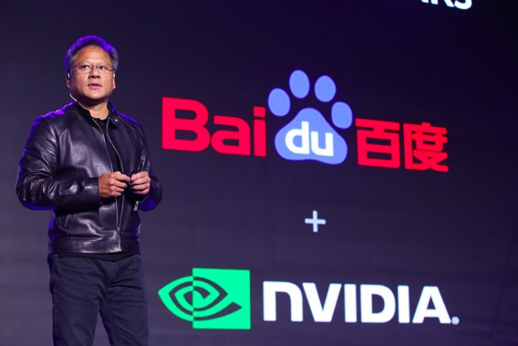Nvidia Teams Up With Baidu to Develop Artificial Intelligence, Self-Driving Car